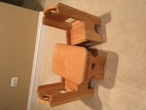 Doll Furniture - Table & Chairs, fits AMERICAN GIRL DOLLS in Westmont, Illinois