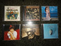 30 original CD's in very good - see five attached photographs at 16 megapixal in Houston, Texas