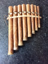 Bamboo Pan Flute Musical Instrument in Westmont, Illinois