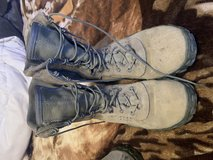 Military boots size 7.5 in Travis AFB, California