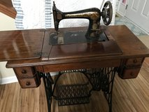 Singer sewing machine in Joliet, Illinois