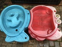 Water table and sand table in Glendale Heights, Illinois