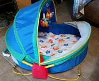 Fisher Price Infant/Baby On-the-Go Play/Sleep Dome in 29 Palms, California