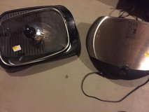 Grills great condition $5 each in Morris, Illinois