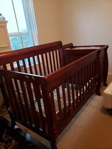 Baby crib and toddler bed in Camp Pendleton, California