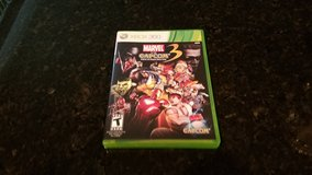 Xbox 360 Marvel Fate of Two Worlds Game in Sandwich, Illinois