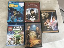 Assorted DVDs in Bolingbrook, Illinois