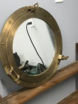Nautical  Porthole Mirror-20 inches in Conroe, Texas
