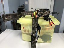 Cross Bow with case in Conroe, Texas