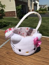 Brand New Hello Kitty Easter Basket in Plainfield, Illinois