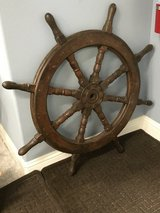 Ships wheel 41 inches in Conroe, Texas