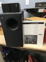Bose subwoofer and 2 speakers - Reduced in Conroe, Texas