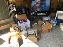 A box full of dvd movies from the 90s- 2012 in Plainfield, Illinois