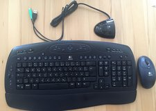 Logitech German Keyboard in Stuttgart, GE