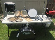 PDP 5 pc drum set in Westmont, Illinois