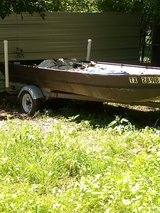 boat trailer in The Woodlands, Texas