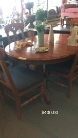 Kitchen Table and 4 Chairs in Fort Leonard Wood, Missouri