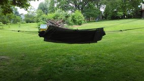 Military Jungle Hammock in Yorkville, Illinois