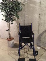 BRAND NEW LIGHTWEIGHT WHEELCHAIR in Chicago, Illinois