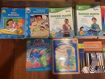 Math Science and English and other Books in Westmont, Illinois