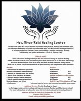 Reiki Healing Sessions and Certification Classes in Camp Lejeune, North Carolina