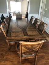 French Country Style Dining Table Set in Glendale Heights, Illinois