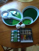 GOLF THEMED SERVING ITEMS ( LOT OF 5 ) in Naperville, Illinois