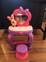 Minnie Mouse Bowdazzling Vanity in Palatine, Illinois