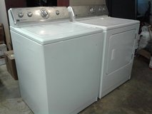 Washer and Dryer in Fort Leonard Wood, Missouri