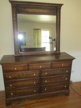 Vintage Hitchcock Dresser/Mirror in Plainfield, Illinois