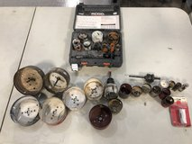 Plumber's Liquidation Sale- Hole Saws, Drill Bits,Tools in Bolingbrook, Illinois
