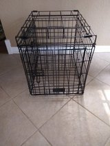 Pet cage w/ divider in Houston, Texas