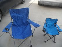 ==  2 Folding Chairs  == in Yucca Valley, California