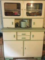 Old german kitchen cabinet in Wiesbaden, GE