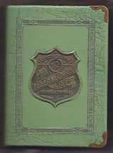 Antique Federal Union Life Insurance Book Bank-1920's era in Palatine, Illinois