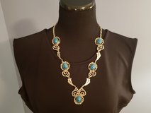 Vintage Turquoise Necklace in Bartlett, Illinois