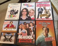 Comedy DVDs in Aurora, Illinois