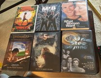 Unopened DVDs in Aurora, Illinois