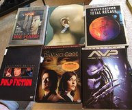 6 DVDs in Aurora, Illinois