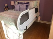 Bed Rails - White in Orland Park, Illinois