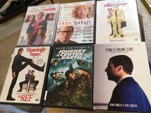 6 More DVDs in Plainfield, Illinois