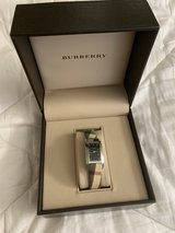 Burberry woman's watch in Travis AFB, California