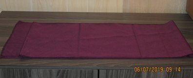 "Eggplant Polyester Table Runner 12""x108"" Quanity #10 in Joliet, Illinois"