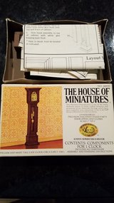 House of Miniatures #40018 William & Mary Clock Kit in Chicago, Illinois