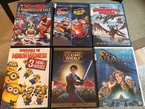 Kid's DVDs in Naperville, Illinois