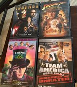 4 DVDs in Aurora, Illinois