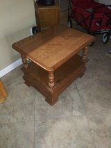 Side Table in Camp Pendleton, California