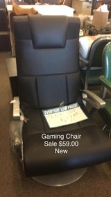 Gaming Chair (New) in Fort Leonard Wood, Missouri