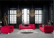 United Furniture - Rugato Living Room Set - Large Sofa with Bed - price includes delivery in Stuttgart, GE