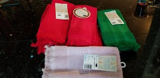 Cross stitch  Fingertip Towels in Fort Polk, Louisiana